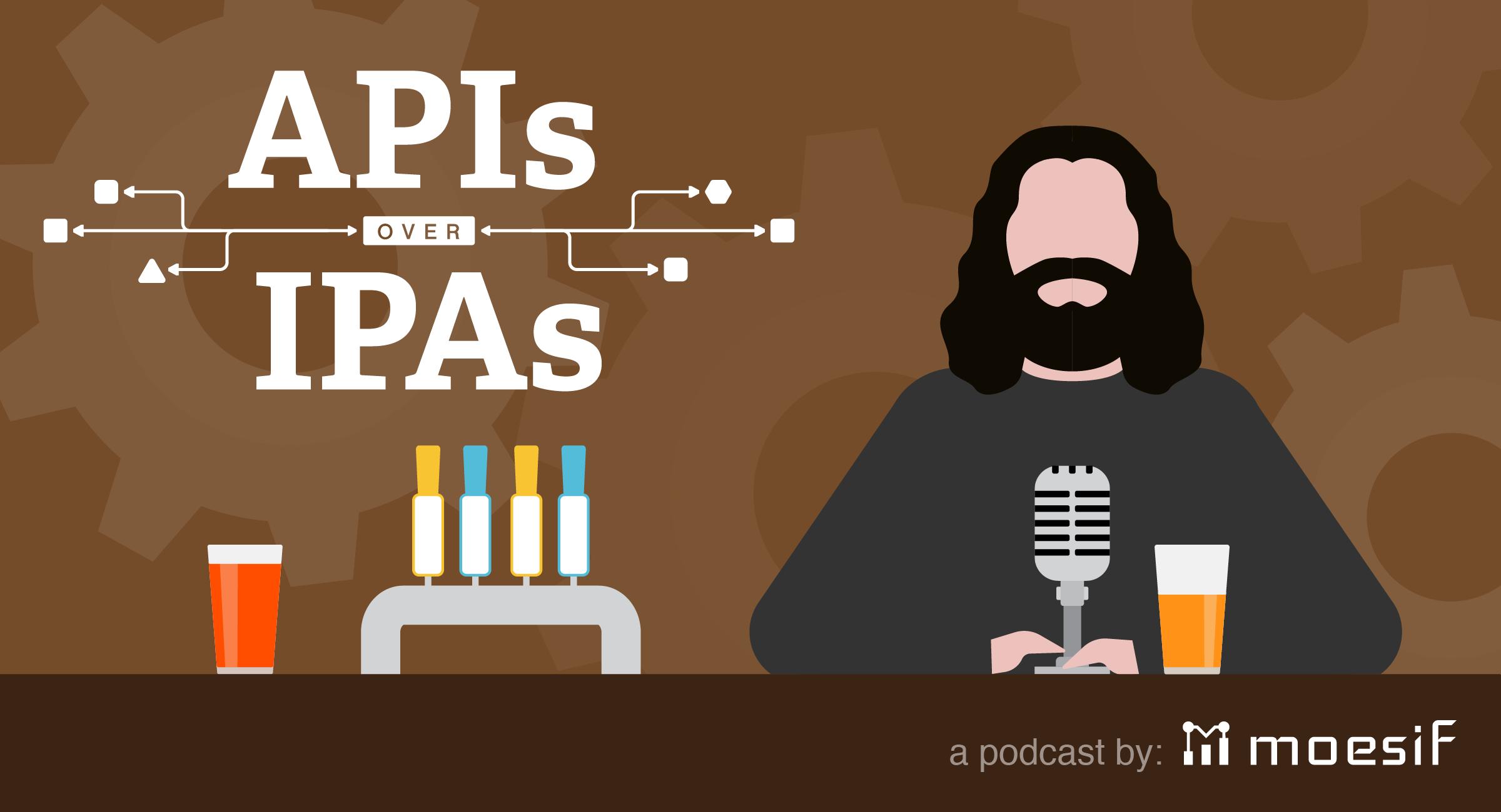 Podcast with Kin Lane the API Evangelist