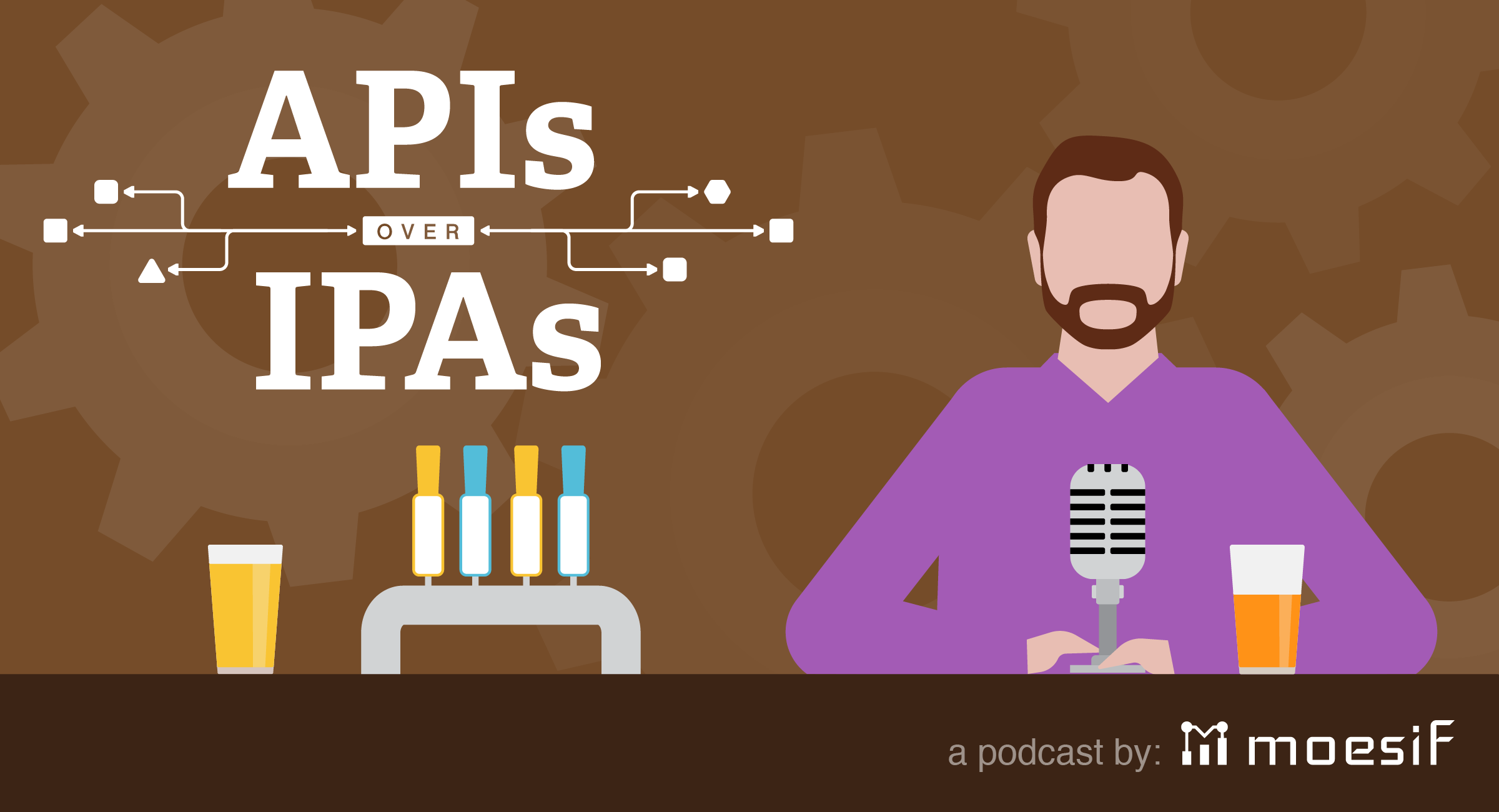 Podcast on How to Build an API-First Company with Nick Patrick, Radar CEO