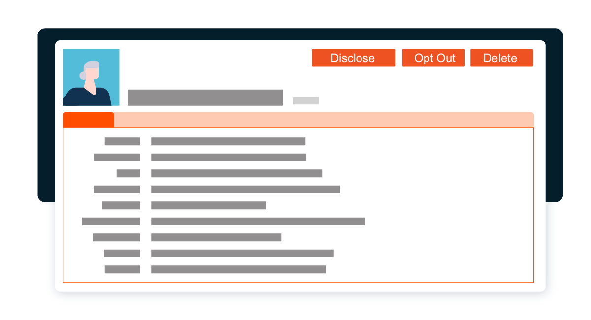 Handling Data Subject Requests for API Consumers