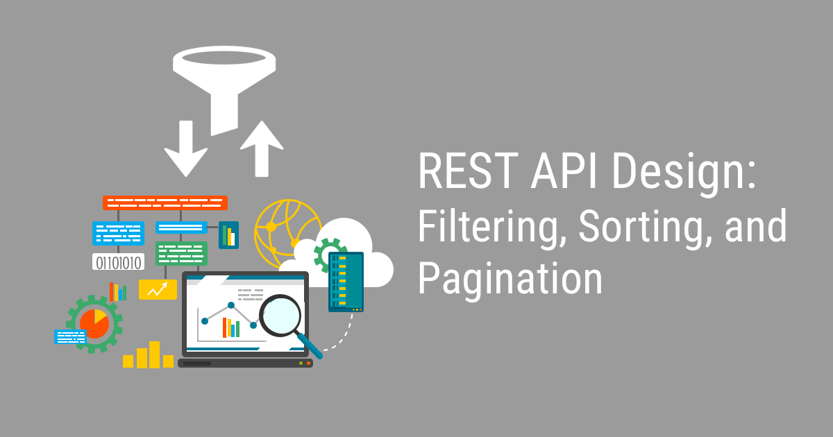 REST API Design: Filtering, Sorting, and Pagination | Moesif Blog