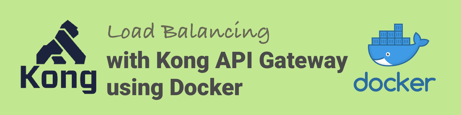 Load Balancing with Kong API Gateway using Docker | Moesif Blog