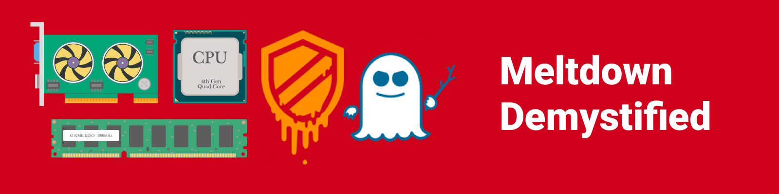 A technical deep dive on Meltdown and does it work?