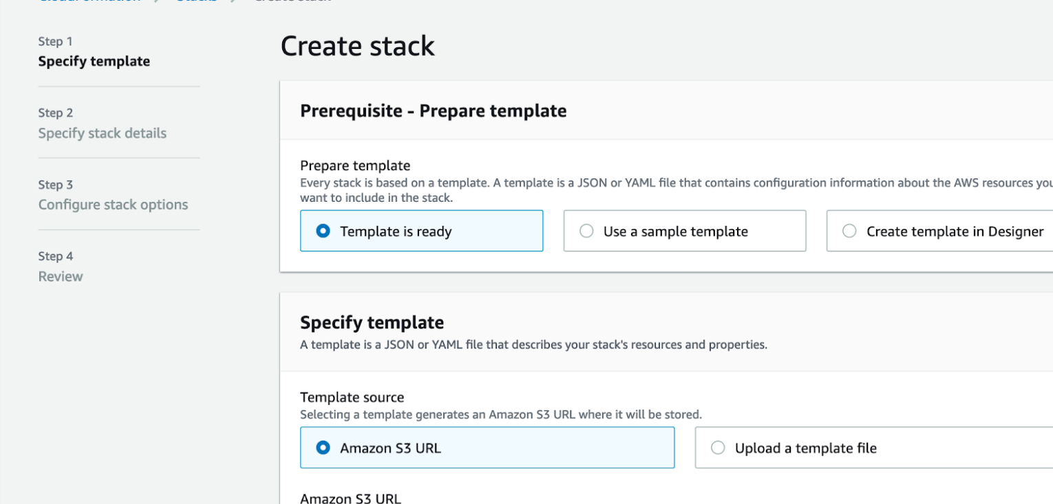 AWS Cloudformation create Tyk instance